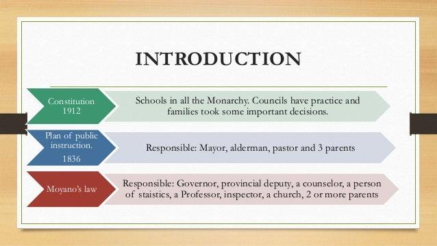 Tema 3: Participatory bodies: AMPAS Slide 2