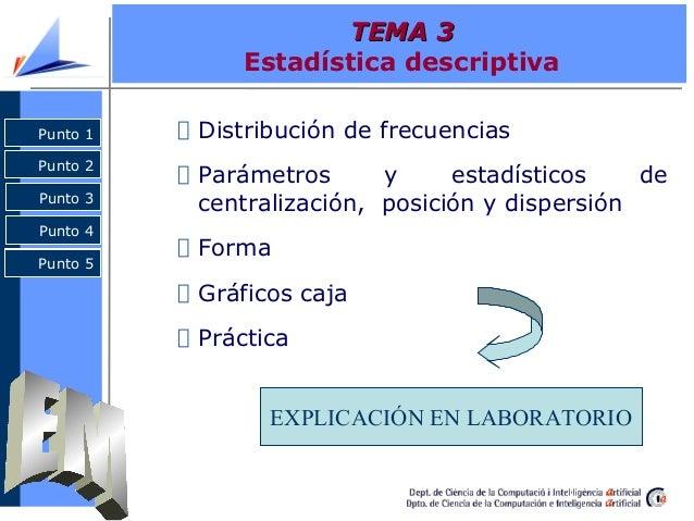 Estadística descriptiva Slide 2