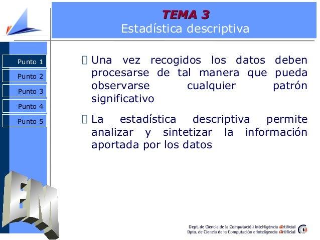 Estadística descriptiva Slide 3