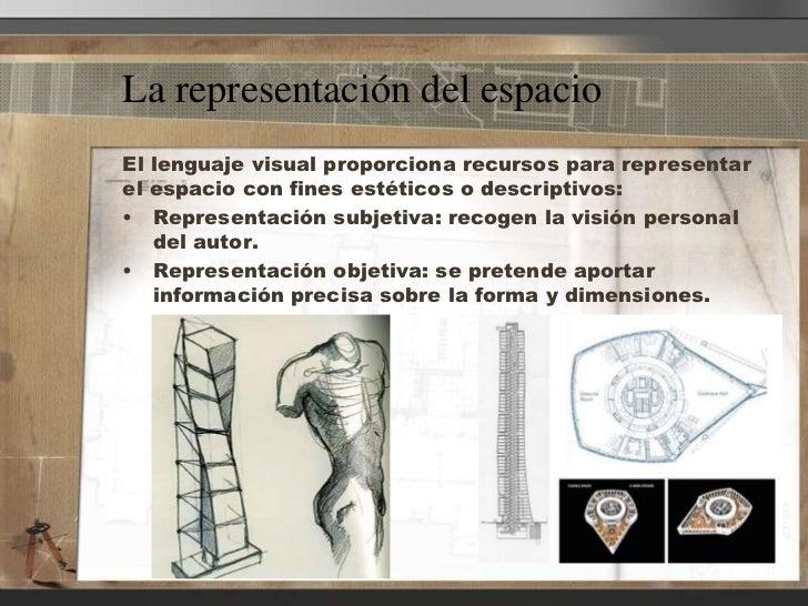 Tema 3 representación del espacio Slide 2