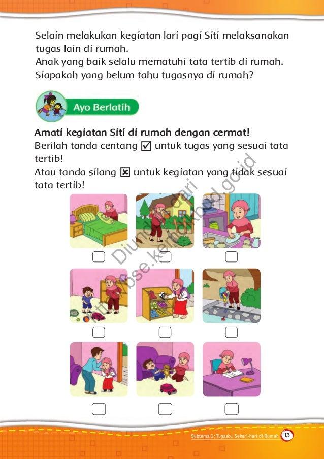 Soal Sd Kelas 3 Kumpulan Soal Soal Ulangan Sd Soal 2 Bahasa Indonesia Kelas Download Soal