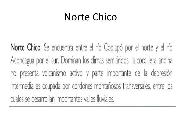Norte Chico<br />