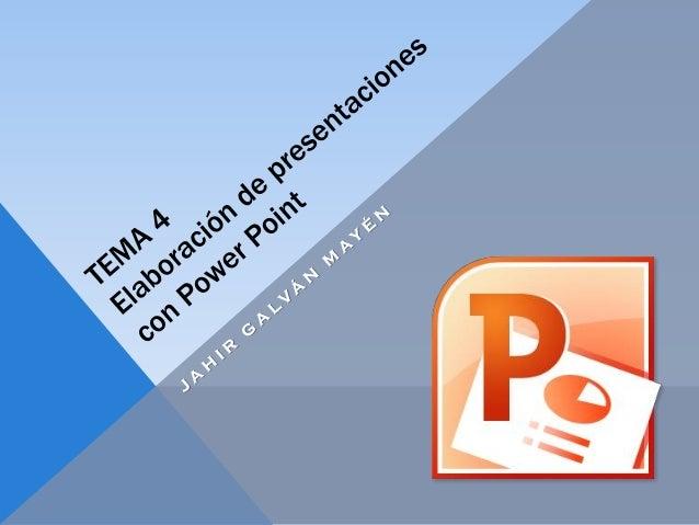 ¿QUE ES POWERPOINT?PowerPoint es un programa paraproducir presentaciones electrónicascon aspecto profesional.Este permite ...