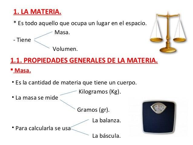 Tema 4. la materia y los materiales. Slide 2