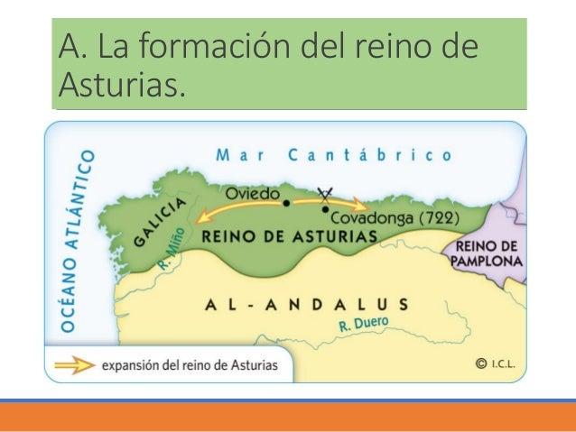 Mapa Reino De Asturias.Os Explico Porque Espana Tiene Nacionalismos Perifericos Tocho Foro Coches