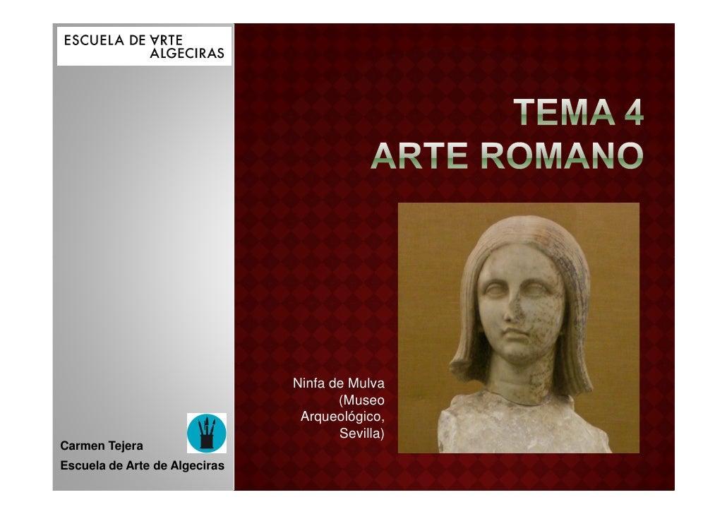 Ninfa de Mulva                                      (Museo                                Arqueológico,                   ...