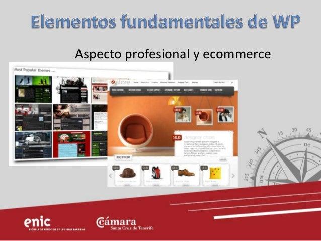 ENIC. Tema 4 Instalación de CMS Wordpress blog