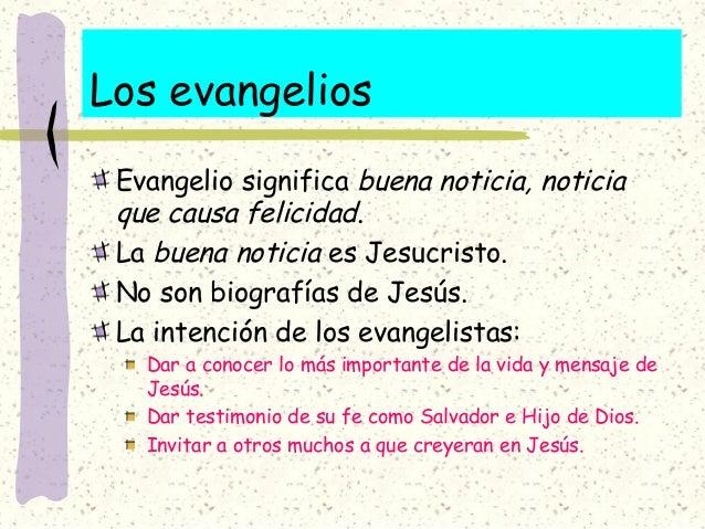 Nuevo Testamento Y Evangelios