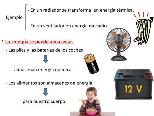  La energía se transporta. - La energía se puede llevar de unos lugares a otros. Ejemplo - La energía eléctricase transpo...