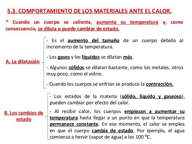 Dilatación de los gases. Dilatación de los sólidos. En muchas obras y en las casas es necesario dejar juntas de dilatación...