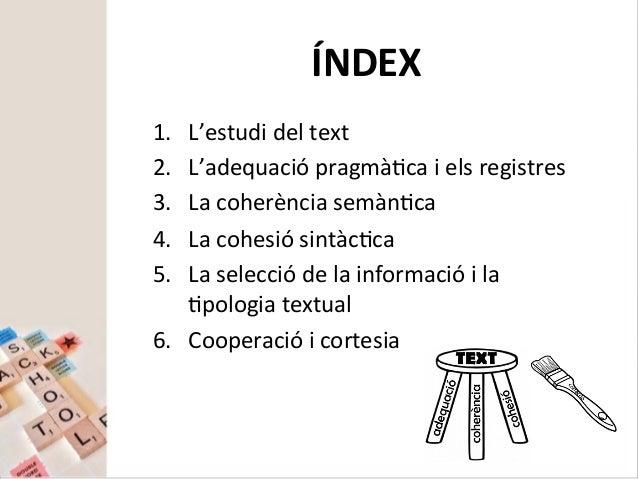 Tema 5. Les propietats del text Slide 2