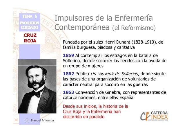 Fundada por el suizo Henri Dunant (1828-1910), de familia burguesa, piadosa y caritativa 1859 Al contemplar los estragos e...