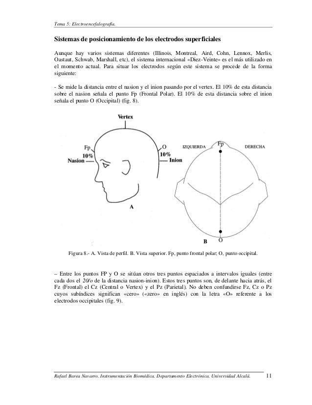 Tema 5 electroencefalografia