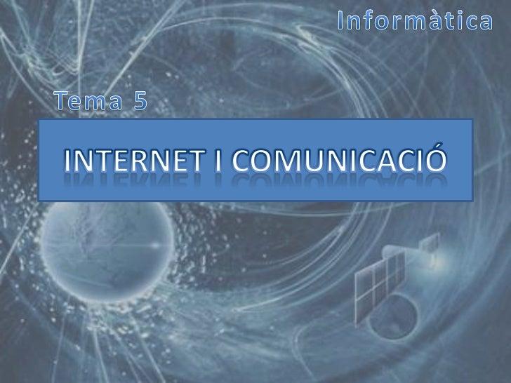 • Què és una xarxa?Un conjunt d'ordinadors que estan connectats entre ellsmitjançant cables o dispositius sense fils.     ...