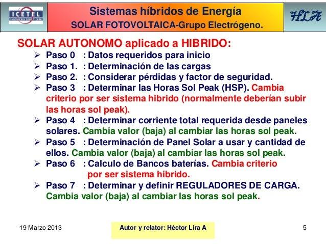 Tema 5a guia de diseño de sistema solar hibrido- conceptual