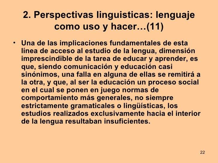 Tema 5a socioling stica y an lisis del discurso parte 1 for Interior sinonimos