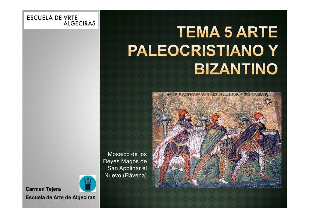 Mosaico de los                               Reyes Magos de                                San Apolinar el                ...