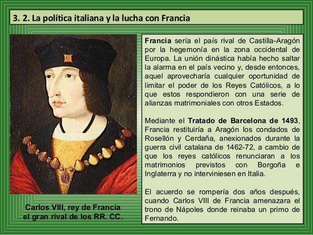 3. 3. La política en el norte de África  Los monarcas castellanos, desde el  siglo XIII, habían puesto sus miras  en la co...