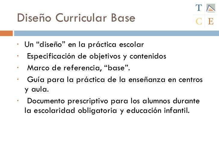 Modelo curricular for Diseno curricular educacion inicial