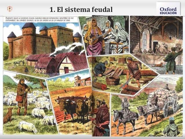 1. El sistema feudal– Haga clic para modificar el estilo de texto del patrón   Segundo nivel     o Tercer nivel         ...