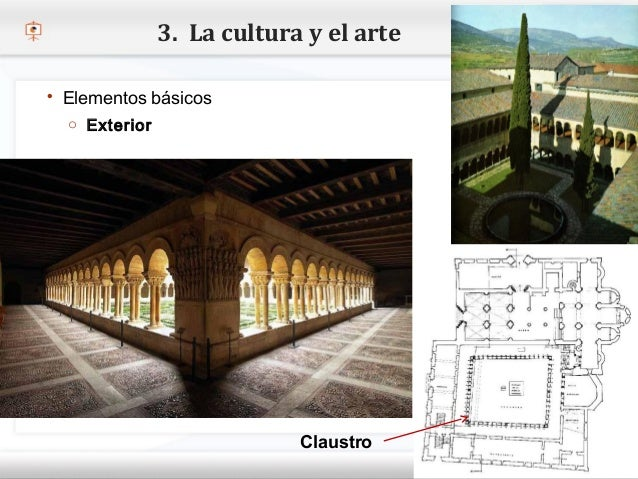 3. La cultura y el arte   Elementos básicos     o Exterior– Haga clic para modificar el estilo de texto del patrón   Seg...