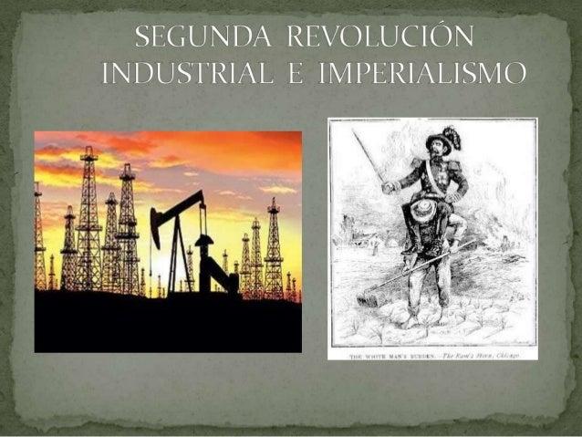  concepto = segunda fase del desarrollo económico iniciado a finales del siglo XVIII realizada entre 1870 y 1914, con una...