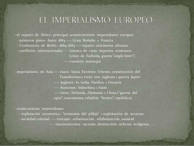 IMPERIALISMO JAPONÉS IMPERIALISMO EEUU