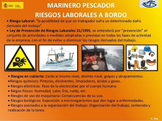 tema 6_1 prevención de riesgos laborales en los buques de pesca