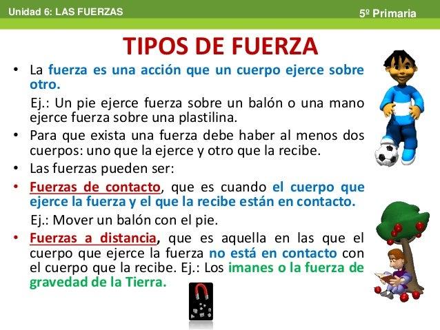 Tema 6 las fuerzas s for Fuera definicion