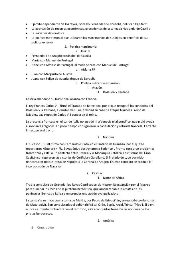 """• Ejército dependiente de los reyes, Gonzalo Fernández de Córdoba, """"el Gran Capitán"""" • La aportación de recursos económico..."""