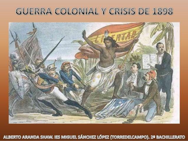 EN PLENA ÉPOCA DE AUGE DEL IMPERIALISMO INTERNACIONAL, EL IMPERIO COLONIAL ESPAÑOL SE HABÍA VISTO REDUCIDO TRAS LA INDEPEN...
