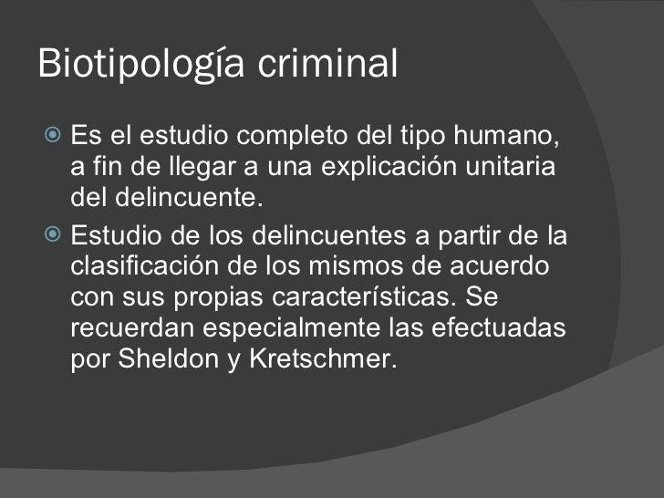 biotipologia criminal pdf