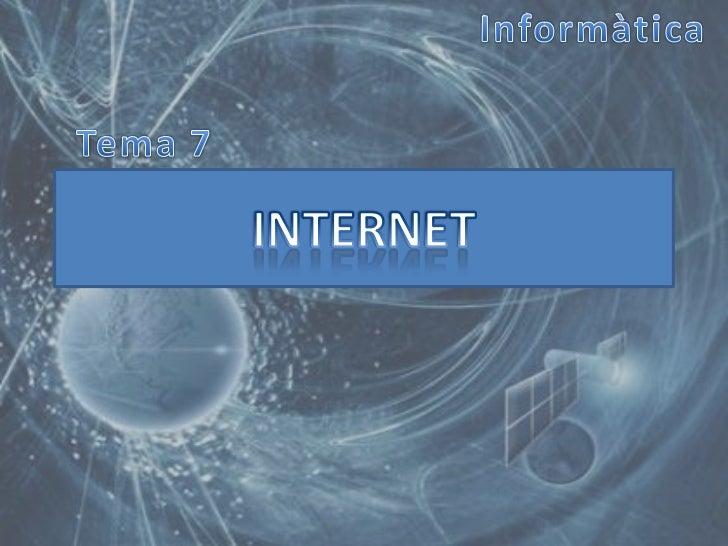 • Quan un conjunt d'ordinadors estan connectats entre ells  mitjançant cables o dispositius sense fils diem que estan en  ...