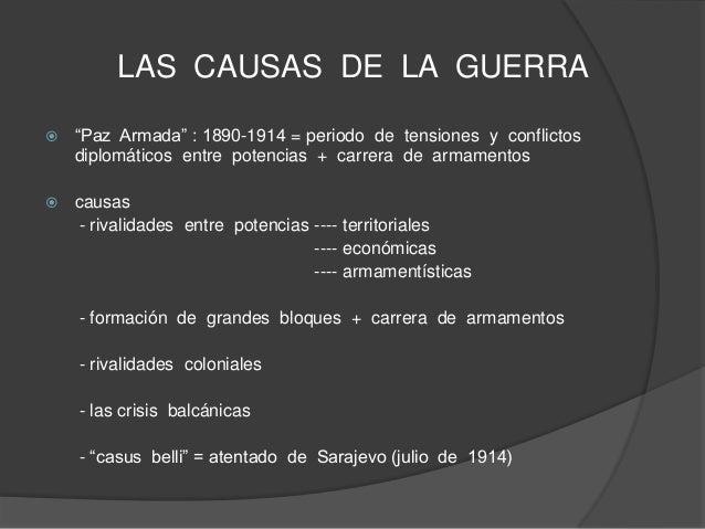 Tema 7.La  Primera  Guerra  Mundial Slide 3