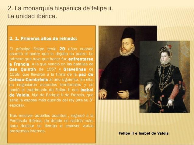 2. 2. La rebelión de los moriscos: Felipe II fue heredero de la intransigencia religiosa de sus antecesores. En 1567, apoy...