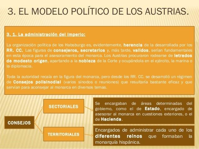 Castilla fue la sede principal del gobierno, y el resto de los Estados conservaron sus leyes e instituciones. En ellos, lo...