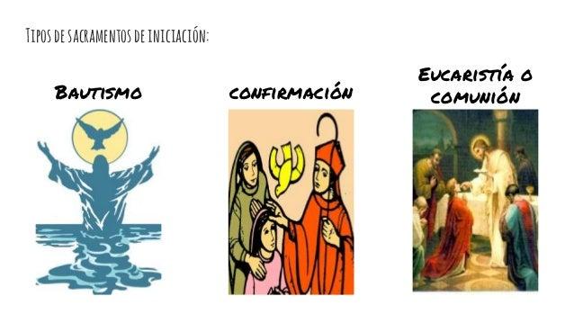 Resultado de imagen para sacramentos de iniciacion