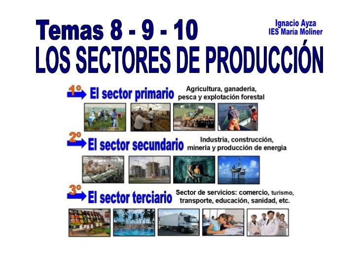 Agricultura, ganadería, pesca y explotación forestalComprende lasactividades que sebasan en la extracciónde bienes y recur...