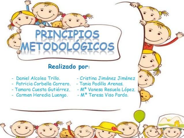 Realizado por:- Daniel Alcolea Trillo. - Cristina Jiménez Jiménez- Patricia Corbella Carrero. - Tania Padilla Arenas.- Tam...