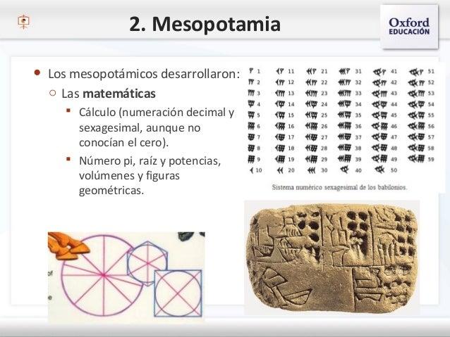 Resultado de imagen de PI en Mesopotamia