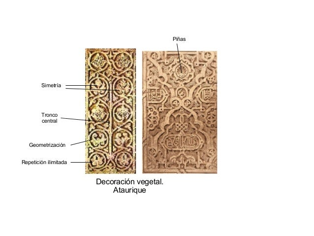 Tema 9 a arte musulmana e mudexar - Medina azahara decoracion ...