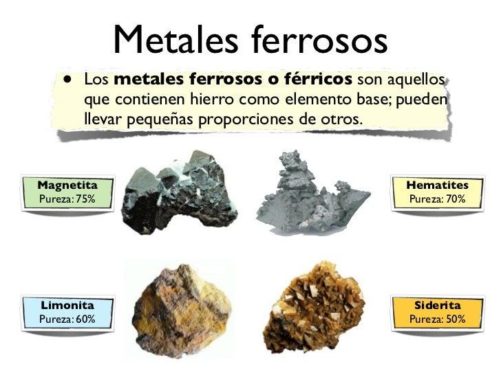 Materiales metlicos 1 ferrosos ferrosos urtaz Images