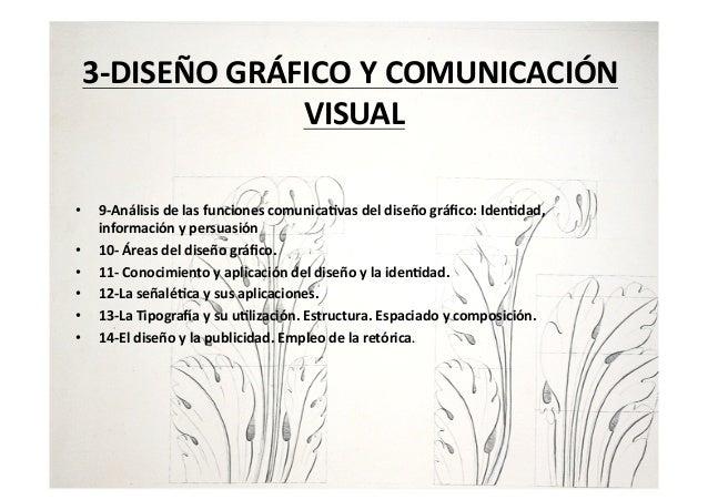 3‐DISEÑOGRÁFICOYCOMUNICACIÓN VISUAL • 9‐AnálisisdelasfuncionescomunicaEvasdeldiseñográfico:IdenEdad, informa...