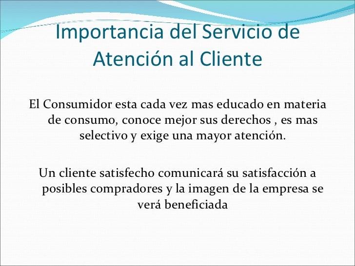 tema 9 atenci n al cliente