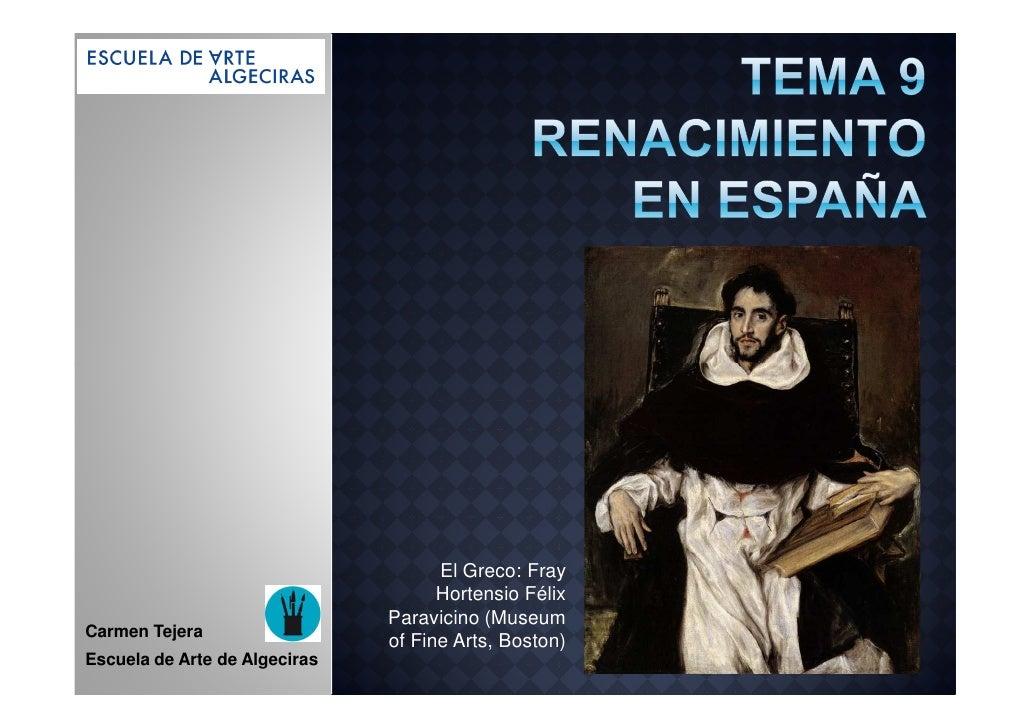 El Greco: Fray                                     Hortensio Félix                               Paravicino (MuseumCarmen ...