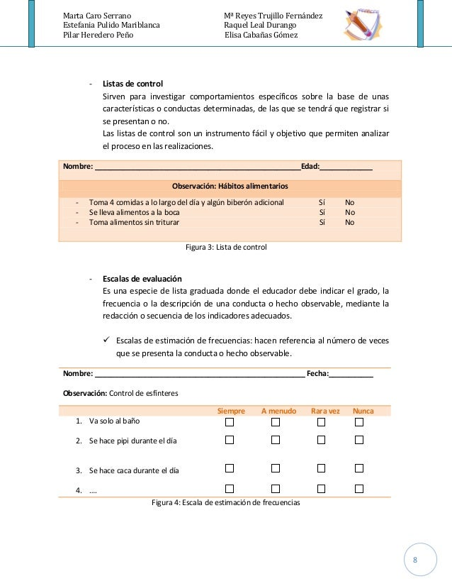 Tema 9 La Evaluación En Educación Infantil Pdf 1