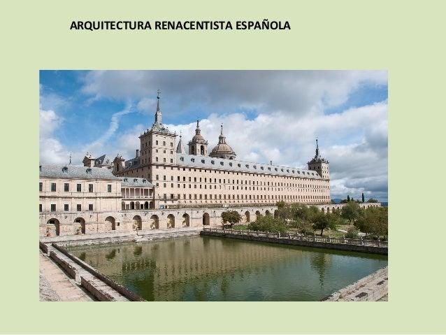 tema 9 renacimiento espa ol arquitectura y escultura On arquitectura renacentista espanola