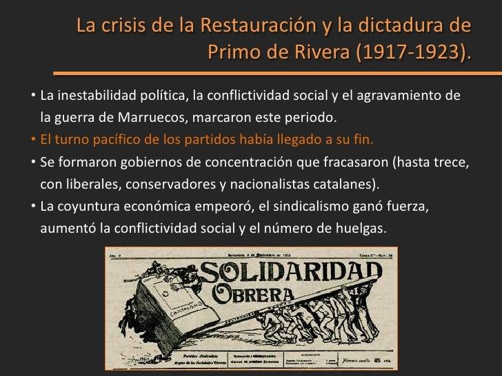 Los sindicatos aumentaron su número de afiliados en 1919 yradicalizaron sus posturas impulsando movilizaciones obreras.