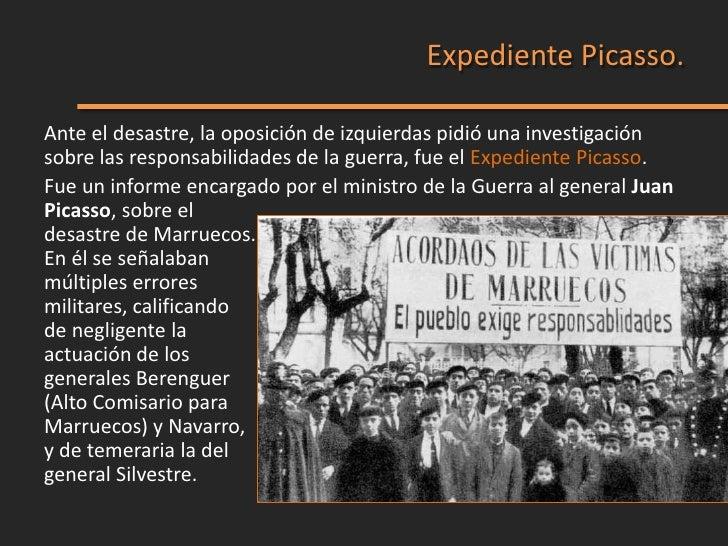La Dictadura de Primo de Rivera (1923-1931).En 1923 Miguel Primo de Rivera, capitán general de Cataluña,dio un golpe de Es...
