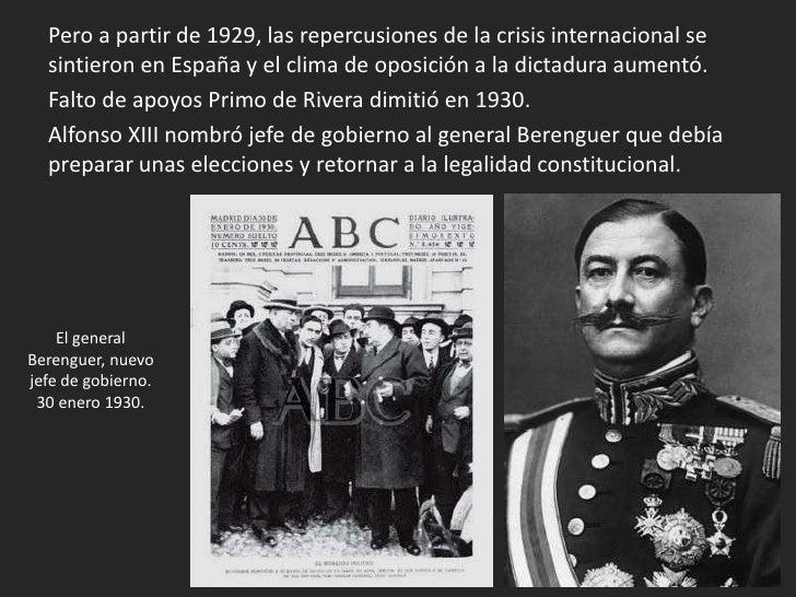 La Segunda República.La Segunda República es, quizá, elmomento más crucial en la historia dela España contemporánea.En cin...